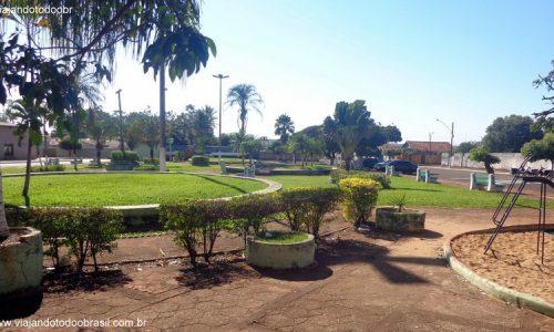 Turvelândia - Praça Antônio Nascimento