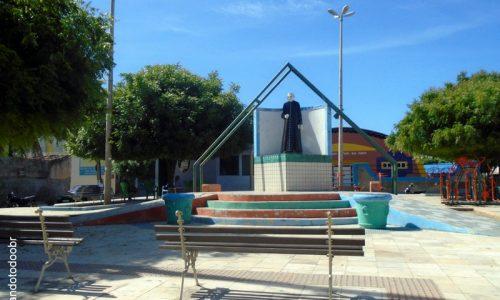 Umari - Praça Padre Cícero