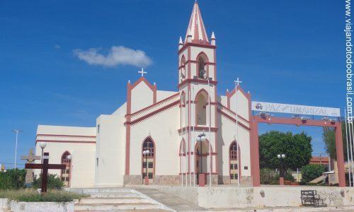 Umarizal - Igreja Matriz Sagrado Coração de Jesus