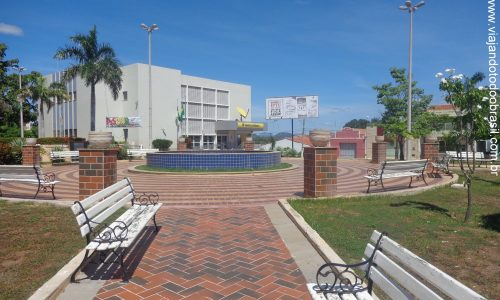 Umarizal - Praça Helena Lúcia Fernandes