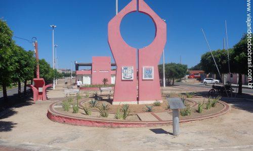 Upanema - Monumento em homenagem ao Cinquentenário