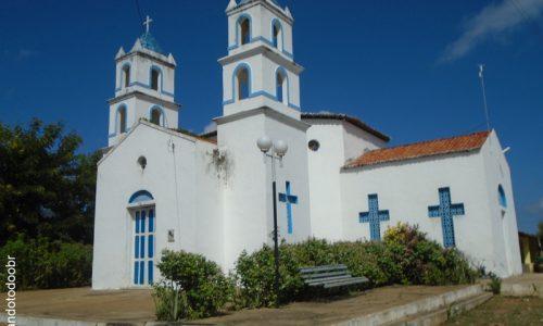 Uruoca - Igreja de Nossa Senhora das Graças (Barreiras)