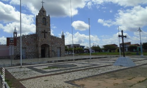 Uruoca - Praça Nossa Senhora do Livramento