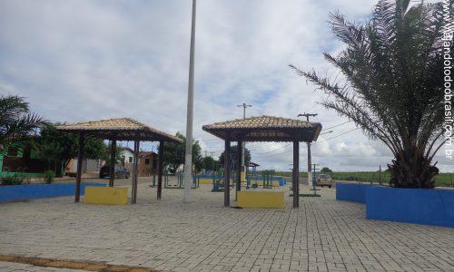 Várzea - Praça Manoel Tibúrcio de Souza