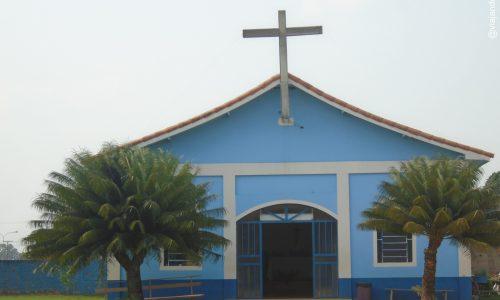 Vale do Anari - Igreja do Sagrado Coração de Jesus