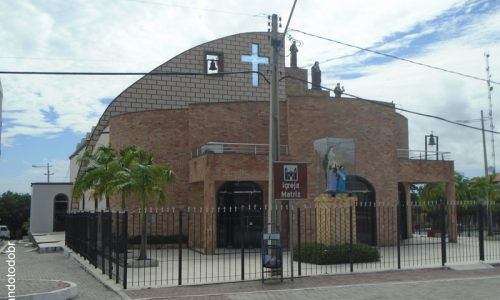 Varjota - Igreja de Senhora Sant´Ana
