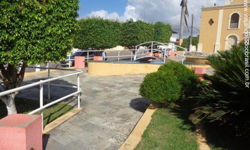 Vera Cruz - Praça do Divino Espírito Santo