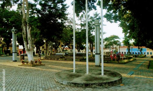 Viçosa do Ceará - Praça Clóvis Beviláqua