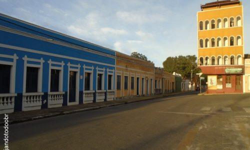 Viçosa do Ceará - Casarões