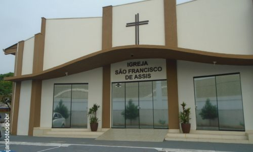 Vilhena - Igreja de São Francisco de Assis