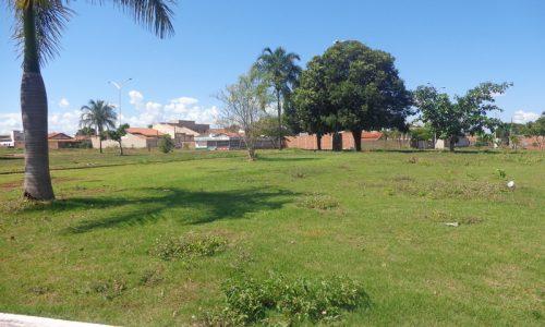 Acreúna - Praça 14 de Maio