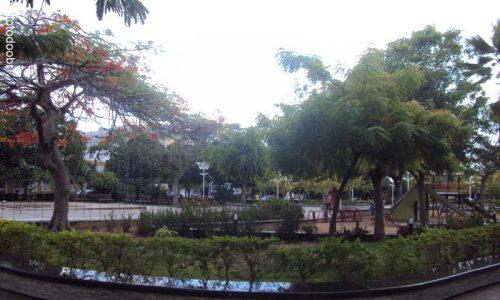Afogados da Ingazeira - Praça Monsenhor Alfredo de Arruda Câmara