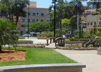 Afonso Cláudio - Praça Adherbal Galvão
