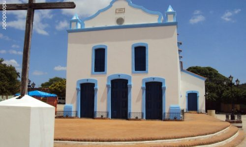 Afrânio - Igreja Senhor do Bonfim (Distrito de Caboclo)