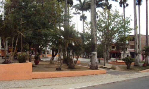 Agrestina - Praça Padre Cícero