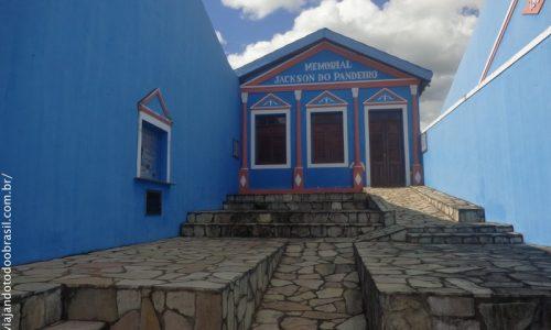 Alagoa Grande - Memorial Jackson do Pandeiro