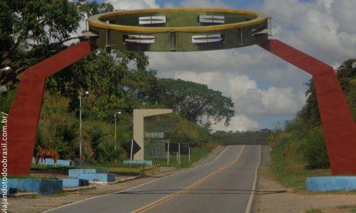 Alagoa Grande - Pórtico na entrada da cidade
