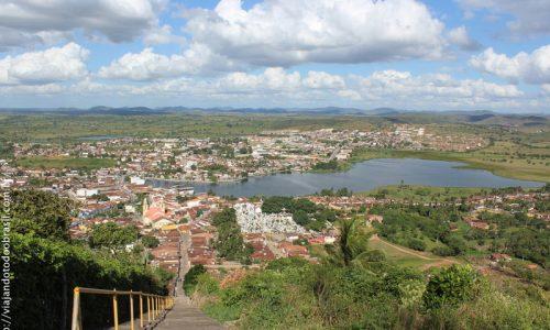 Alagoa Grande - Vista parcial da cidade