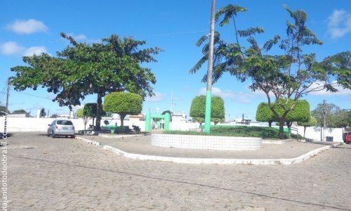 Alagoa Nova - Praça do Cemitério