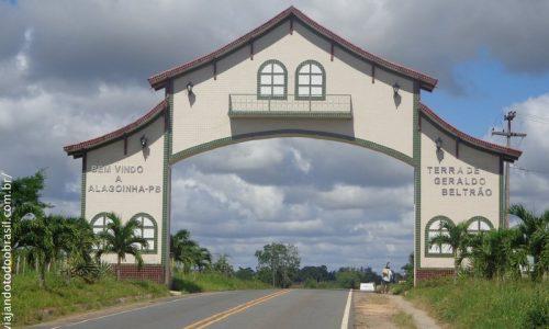 Alagoinha - Pórtico na entrada da cidade