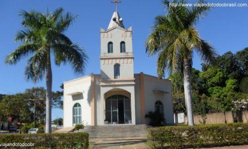 Alcinópolis - Igreja de Nossa Senhora Aparecida