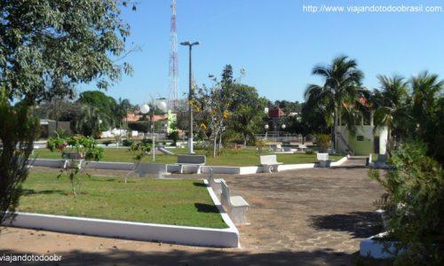 Alcinópolis - Praça João Leite Schimidt
