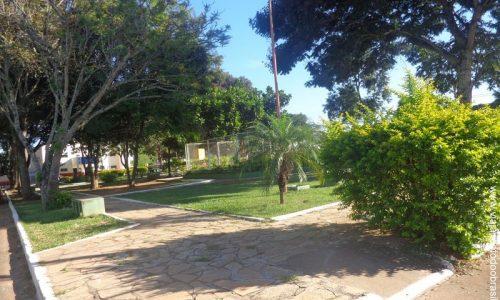 Alexânia - Praça da Bíblia