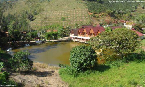 Alfredo Chaves - Pousada Vale das Cachoeiras (Distrito de Carolina)