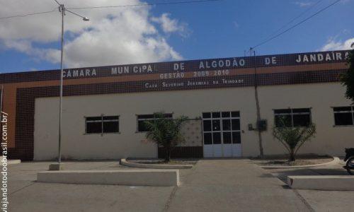 Algodão de Jandaíra - Câmara Municipal