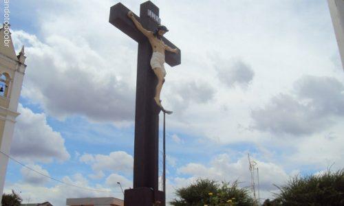 Altinho - Imagem em Homenagem ao Cristo Cruxificado