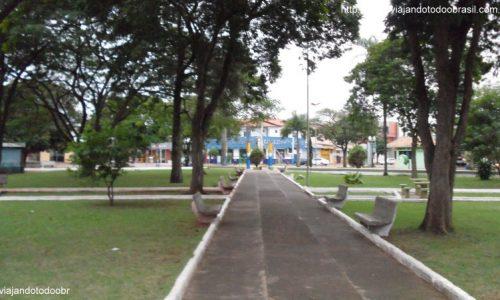 Amambai - Praça Coronel Valêncio de Brum