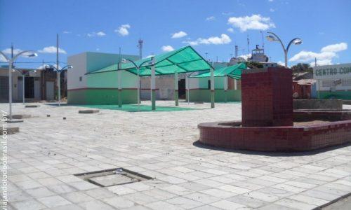 Amparo - Praça Miguel Pereira