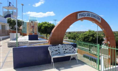 Amparo - Praça São Sebastião