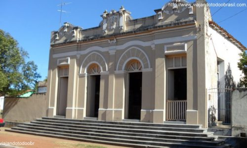 Anastácio - Casario da Casa Cândia