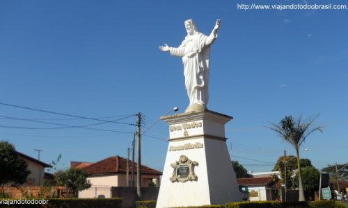 Anaurilândia - Imagem em homenagem a Santo Antônio