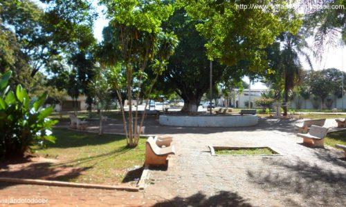 Anaurilândia - Praça Dom Bosco