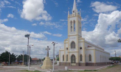 Angicos - Igreja Matriz São José dos Angicos