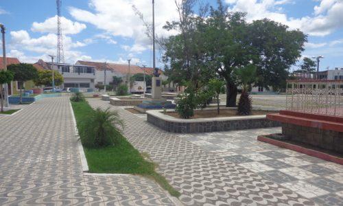 Angicos - Praça Capitão José da Penha