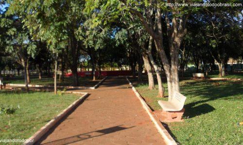 Angélica - Praça Messias Garcia Duarte