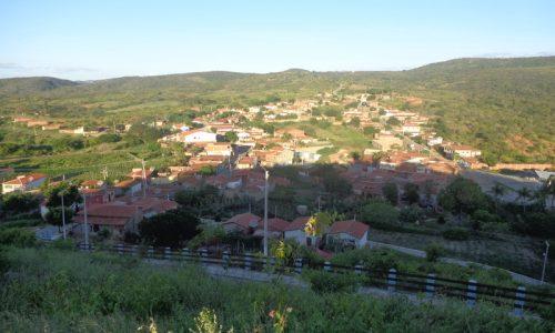 Antônio Martins - Vista parcial da cidade