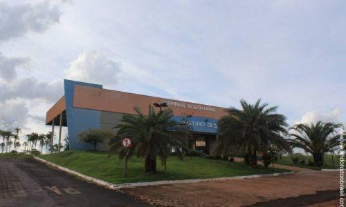 Aparecida do Rio Doce - Terminal Rodoviário