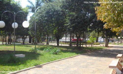 Aparecida do Taboado - Praça Nossa Senhora Aparecida