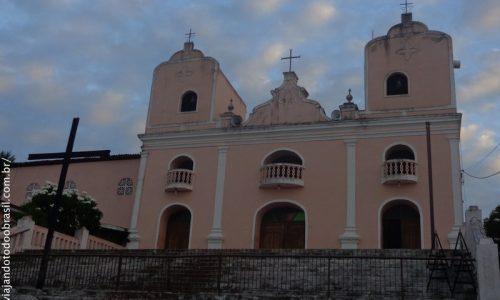 Araçagi - Igreja Matriz São Sebastião