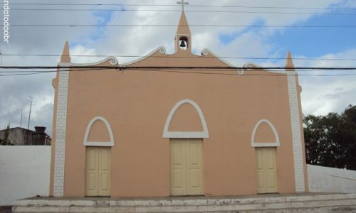 Araçoiaba - Igreja de Nossa Senhora do Monte