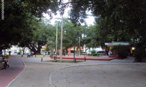 Arcoverde - Praça Winston Siqueira