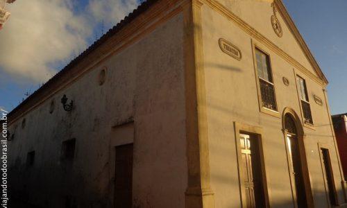 Areia - Teatro Minerva