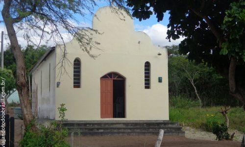 Areial - Capela São Luiz (Distrito de Gravatazinho)