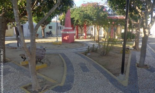 Assunção - Praça José Pedro Diniz