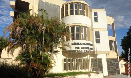 Aurilândia - Câmara Municipal