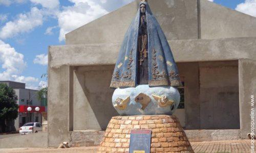 Avelinópolis - Imagem em homenagem à Nossa Senhora Aparecida